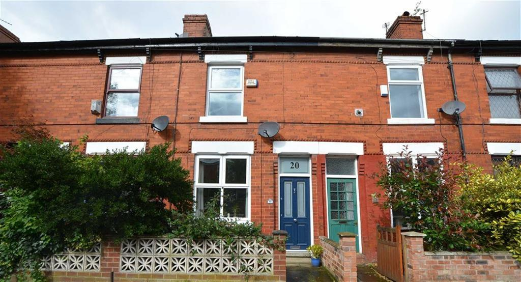 2 Bedrooms Terraced House for sale in Halstead Avenue, CHORLTON, Manchester