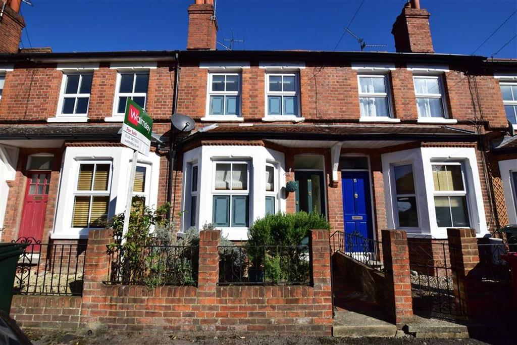 2 Bedrooms Terraced House for sale in Hampden Road, Caversham, Reading