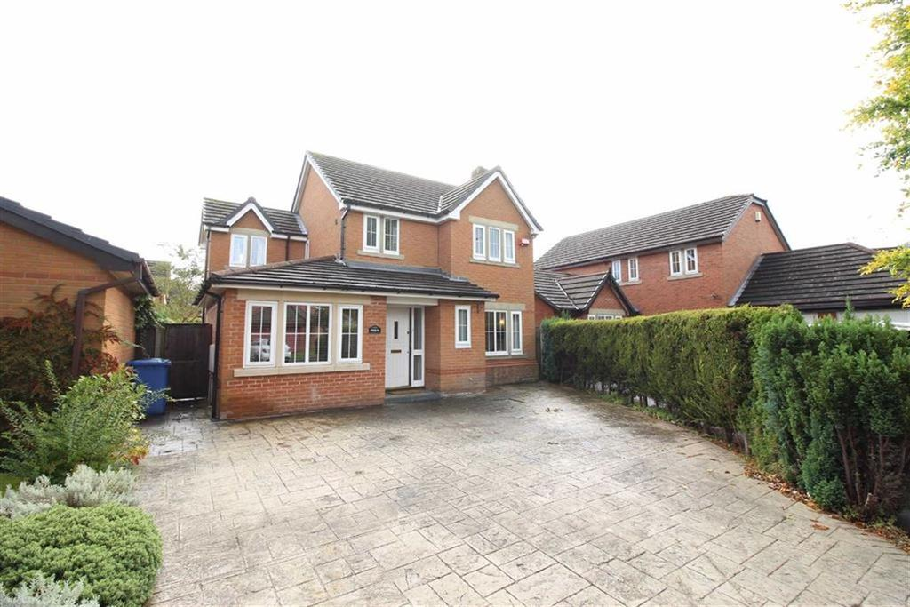 3 Bedrooms Detached House for sale in Westminster Close, Sale
