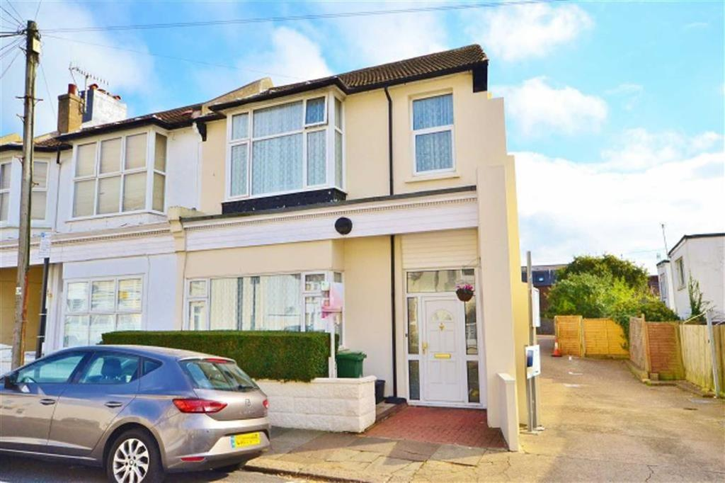 3 Bedrooms End Of Terrace House for sale in Hove