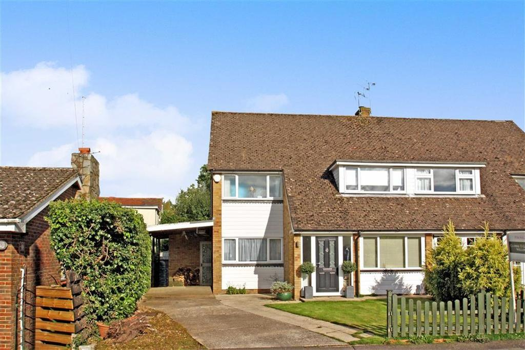 3 Bedrooms Semi Detached House for sale in Avenue Close, Liphook, Hampshire, GU30