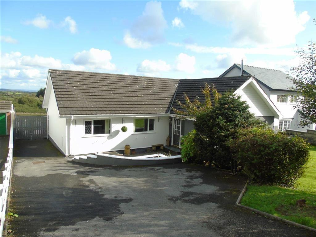 3 Bedrooms Detached Bungalow for sale in Heol Y Nant, Llannon, Llanelli