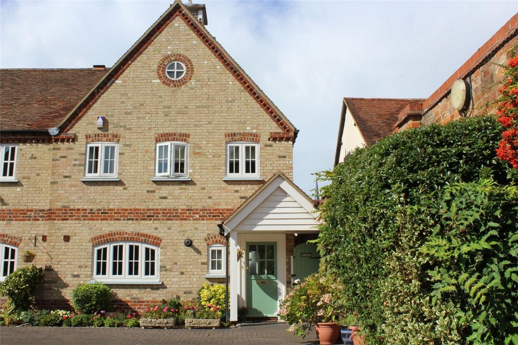 2 Bedrooms End Of Terrace House for sale in Seven Roe's Malting, Park Street, Baldock, Hertfordshire