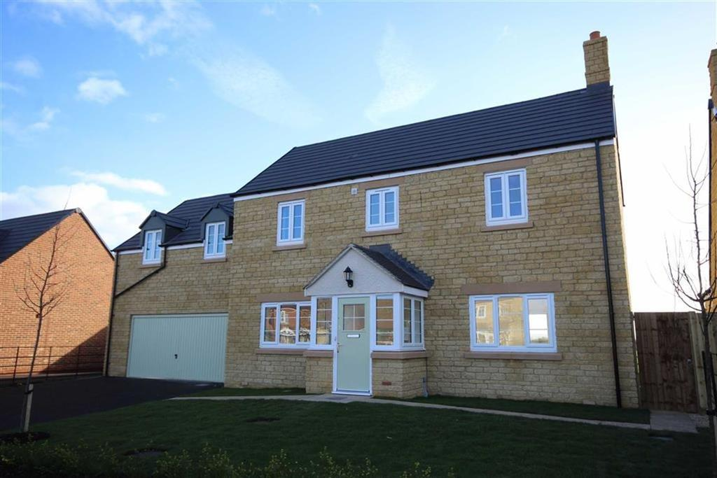5 Bedrooms Detached House for sale in Oak Lane, Bredon, Tewkesbury, Gloucestershire