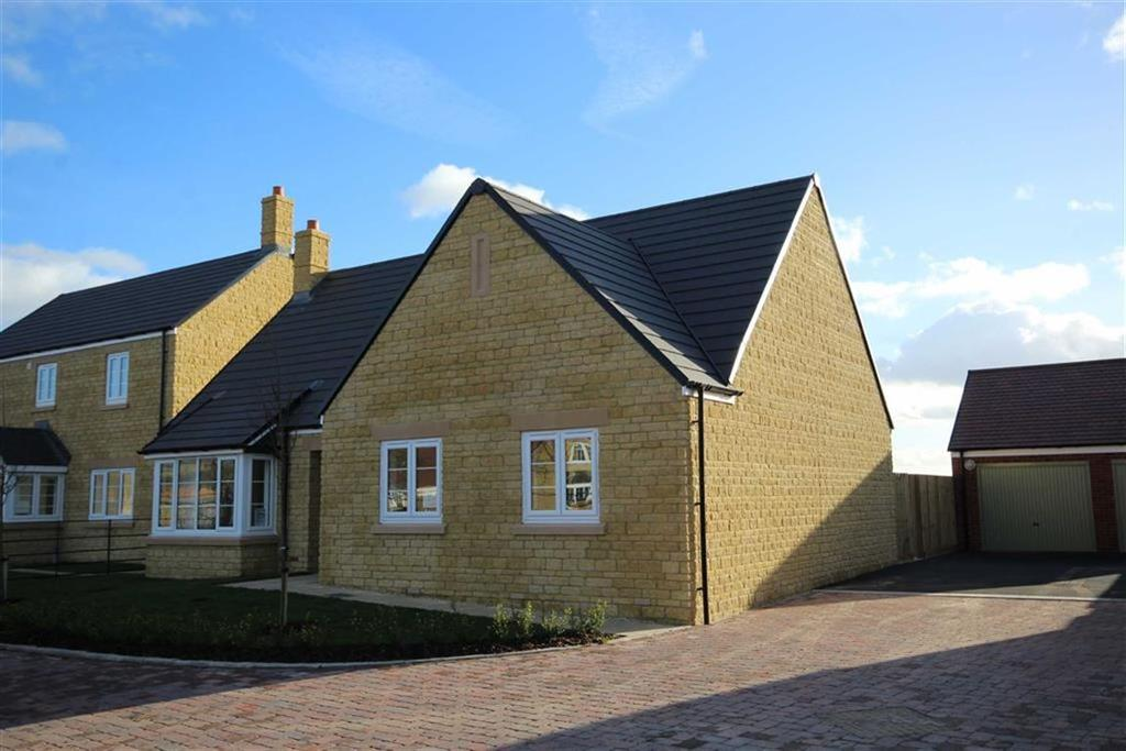 3 Bedrooms Detached Bungalow for sale in Oak Lane, Bredon, Tewkesbury, Gloucestershire