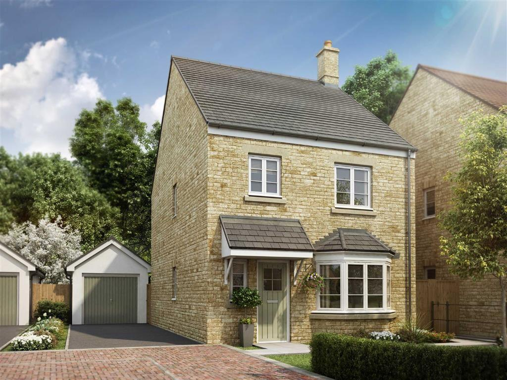 3 Bedrooms Detached House for sale in Oak Lane, Bredon, Tewkesbury, Gloucestershire