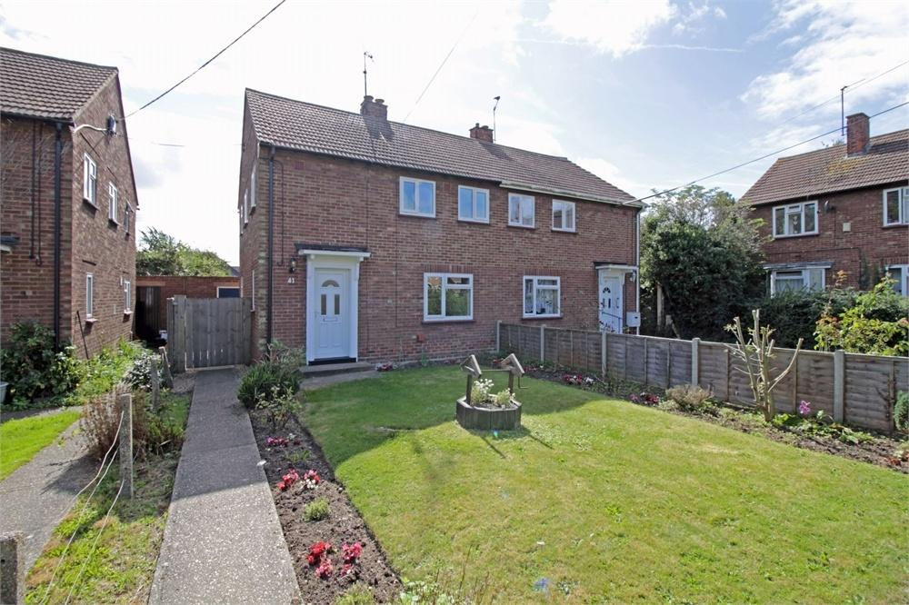 3 Bedrooms Semi Detached House for sale in Cedar Avenue, Tiptree, Essex