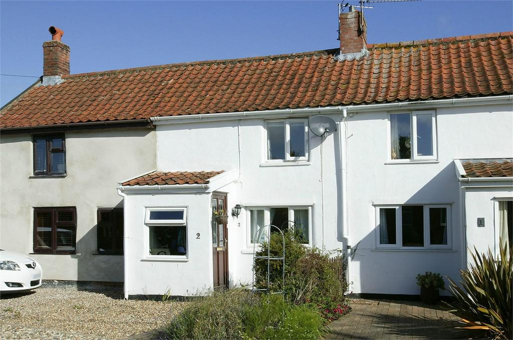 2 Bedrooms Cottage House for sale in 2 West Carr Road, Attleborough, Norfolk