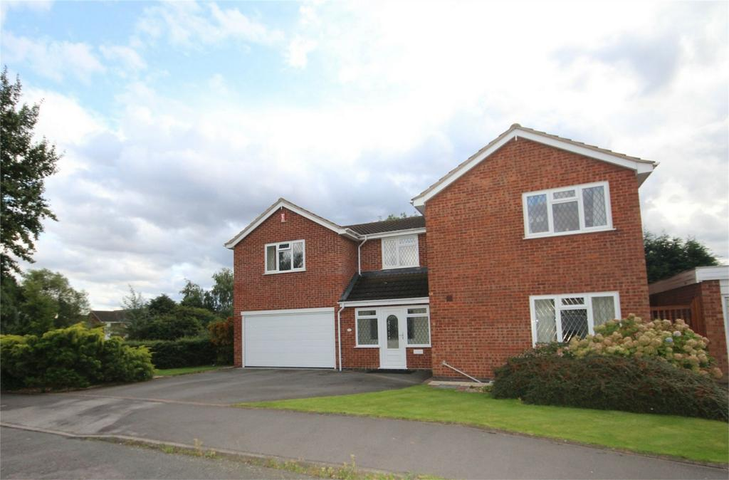 4 Bedrooms Detached House for sale in Staines Close, St Nicolas Park, Nuneaton, Warwickshire
