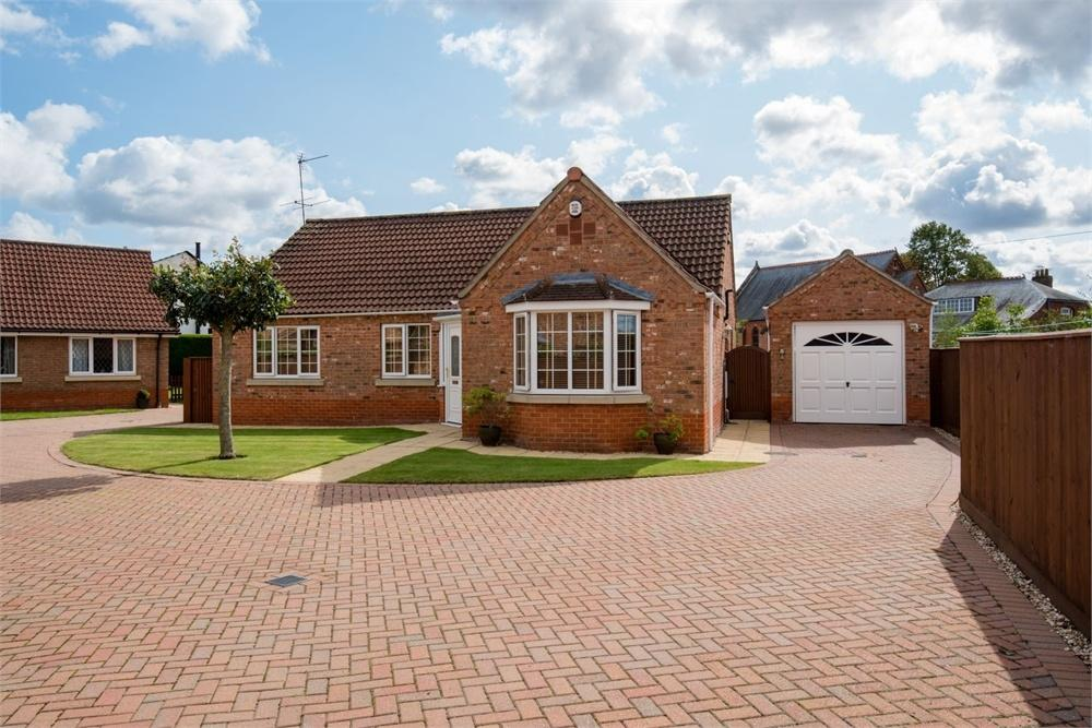 3 Bedrooms Detached Bungalow for sale in Church Meadows, Kirton, Boston, Lincolnshire