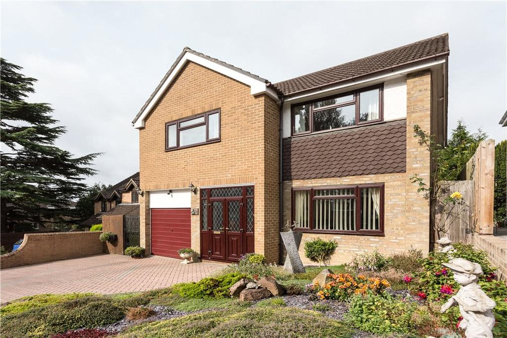 4 Bedrooms Detached House for sale in Charlton Court Road, Charlton Kings, Cheltenham, Gloucestershire, GL52