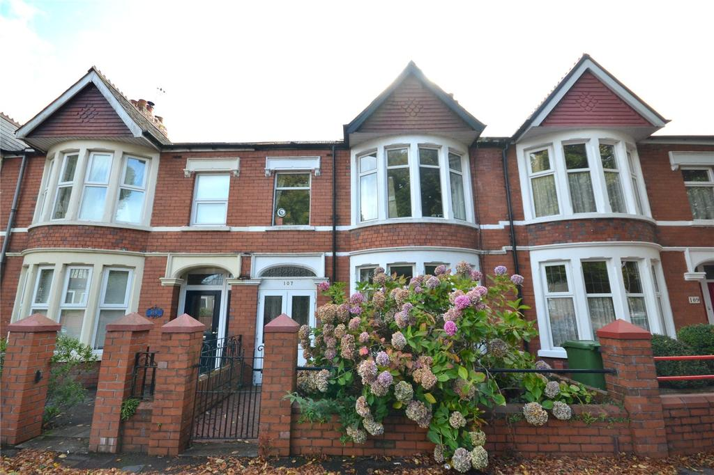 4 Bedrooms Terraced House for sale in Maindy Road, Cathays, Cardiff, CF24