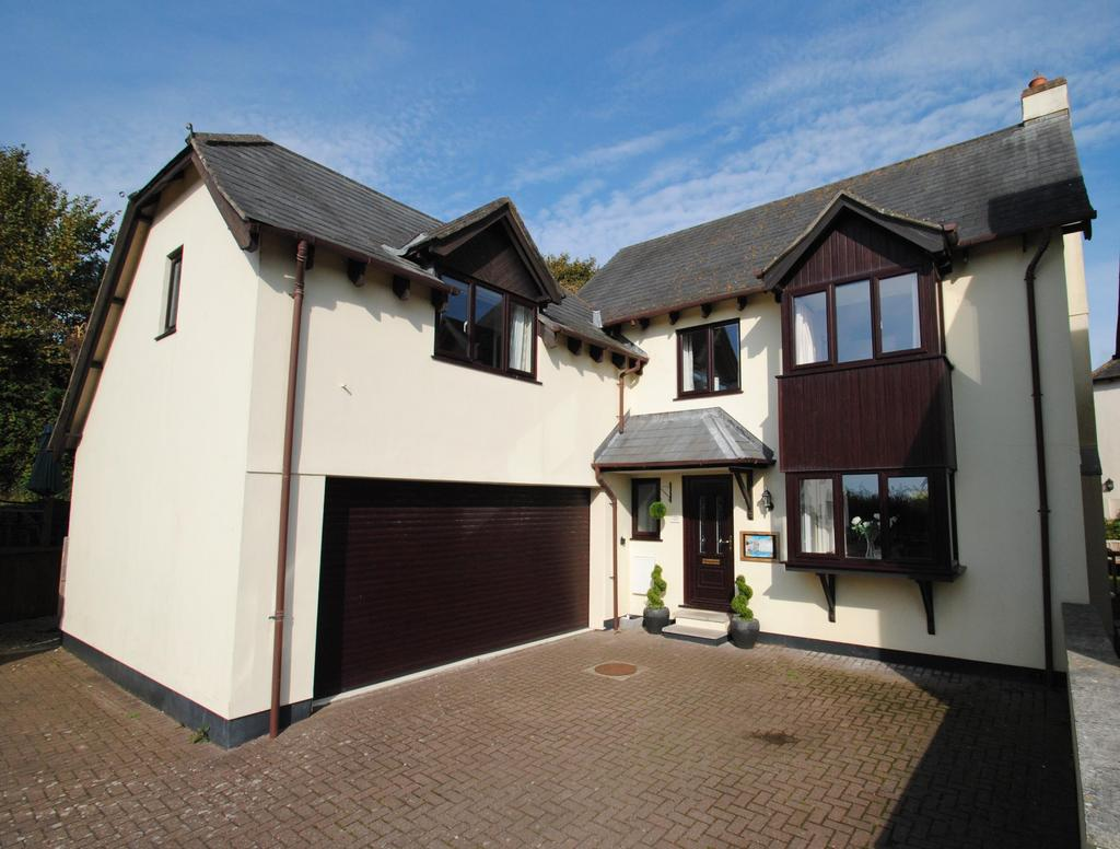 4 Bedrooms Detached House for sale in Myrtle Farm View, Croyde