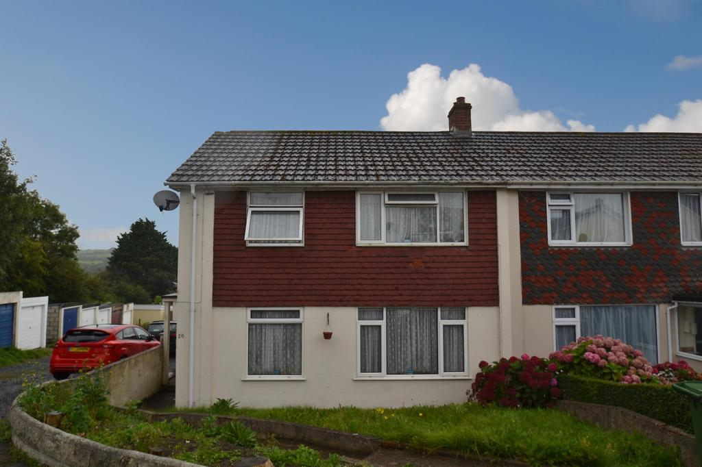 3 Bedrooms Semi Detached House for sale in Sowden Park, Barnstaple