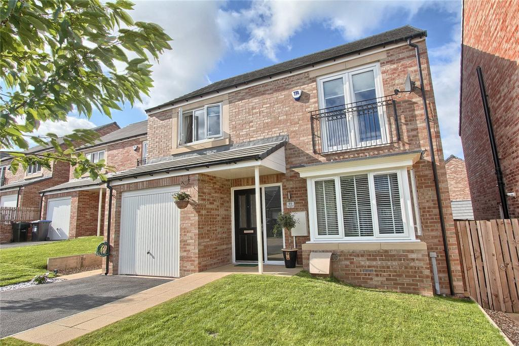 4 Bedrooms Detached House for sale in Chesterfield Drive, Marton