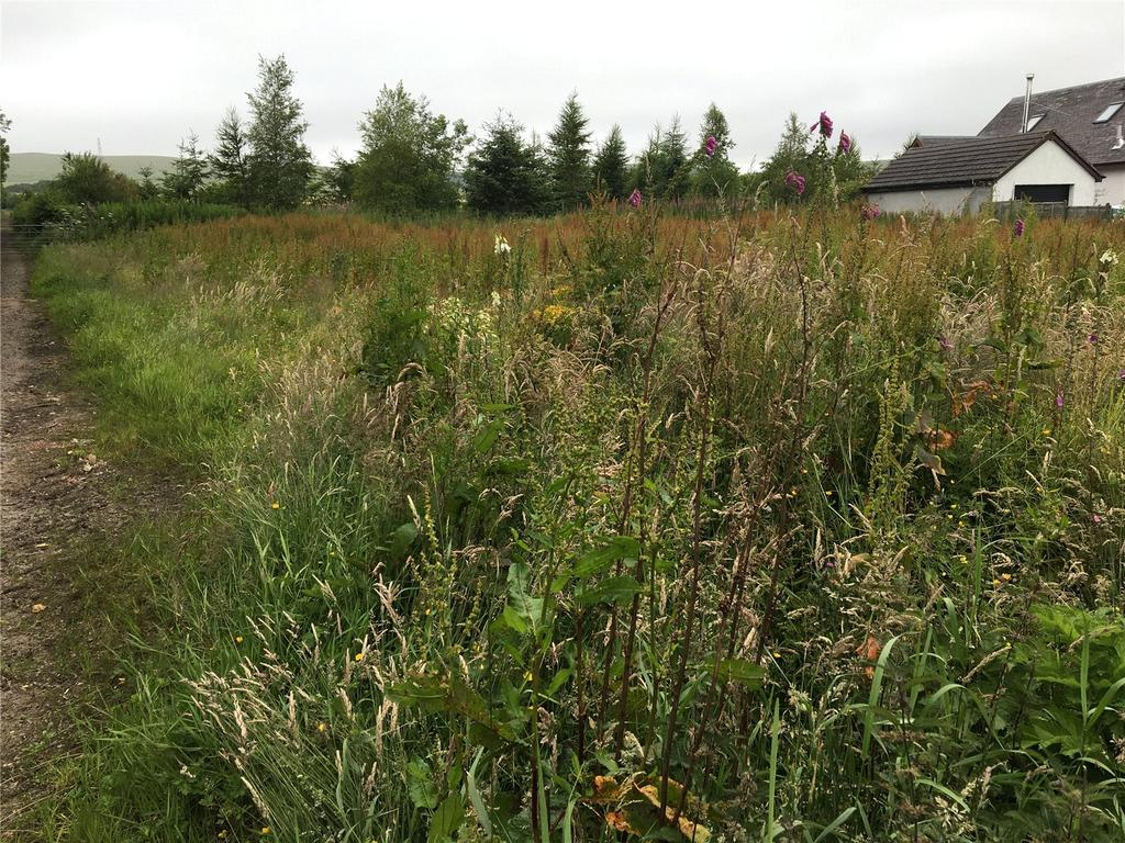 Land Commercial for sale in Three Oaks Building Plot, Nether Finlarg, Forfar, Angus, DD8