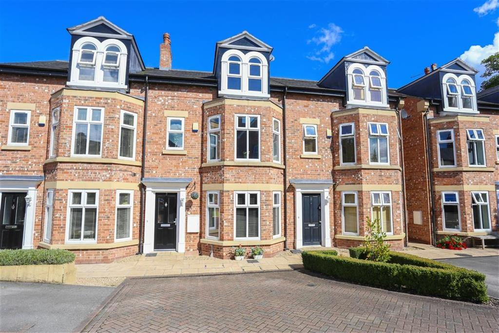 3 Bedrooms Town House for sale in Ash Mount Court, Heaton Mersey