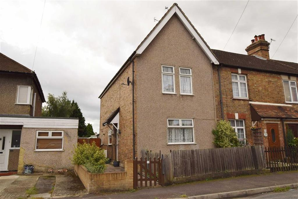 3 Bedrooms End Of Terrace House for sale in New Road, BR8