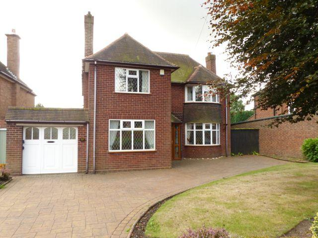 3 Bedrooms Detached House for sale in Mill Road,Pelsall,Walsall