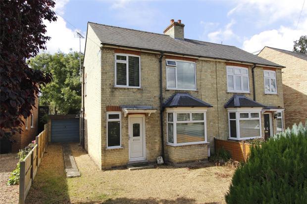 3 Bedrooms Semi Detached House for sale in Shelford Road, Trumpington, Cambridge