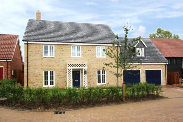4 Bedrooms Detached House for sale in Gills Hill, Bourn, Cambridgeshire