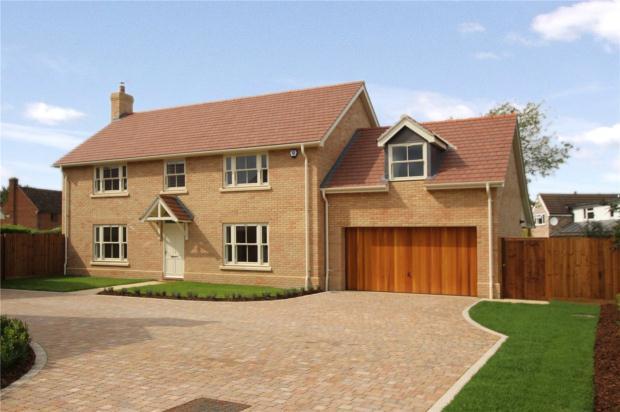 4 Bedrooms Detached House for sale in High Street, Little Eversden, Cambridge, Cambridgeshire