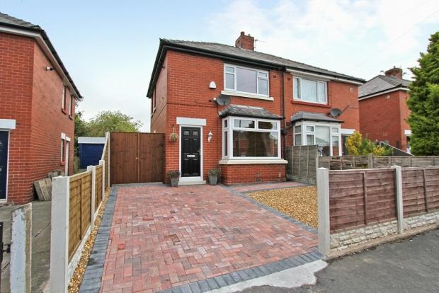 2 Bedrooms Semi Detached House for sale in Recreation Avenue Ashton In Makerfield Wigan