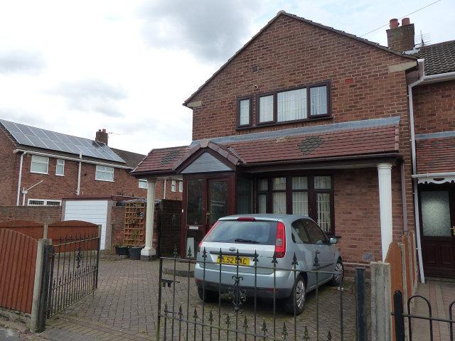 3 Bedrooms End Of Terrace House for sale in Sadler Road,Brownhills,Walsall
