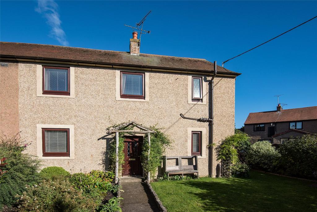 3 Bedrooms Terraced House for sale in St Cuthbert's Square, Norham, Northumberland