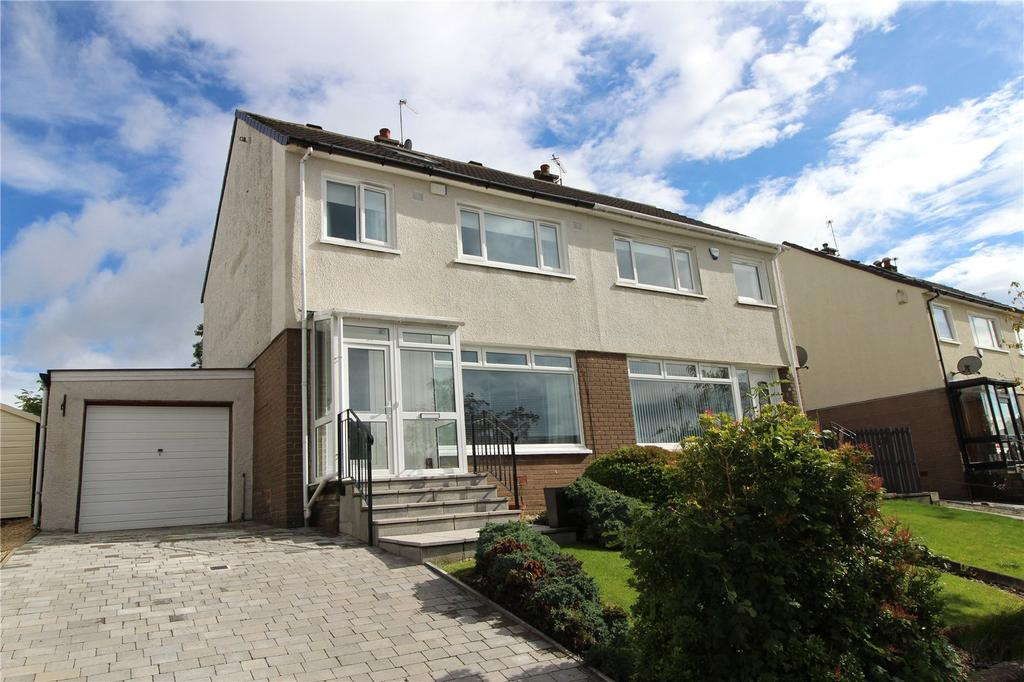 3 Bedrooms Semi Detached House for sale in Breadie Drive, Milngavie