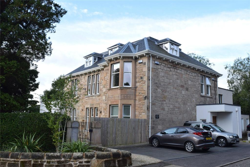 3 Bedrooms Apartment Flat for sale in Flat 1B, 1 Grange Avenue, Milngavie, Glasgow
