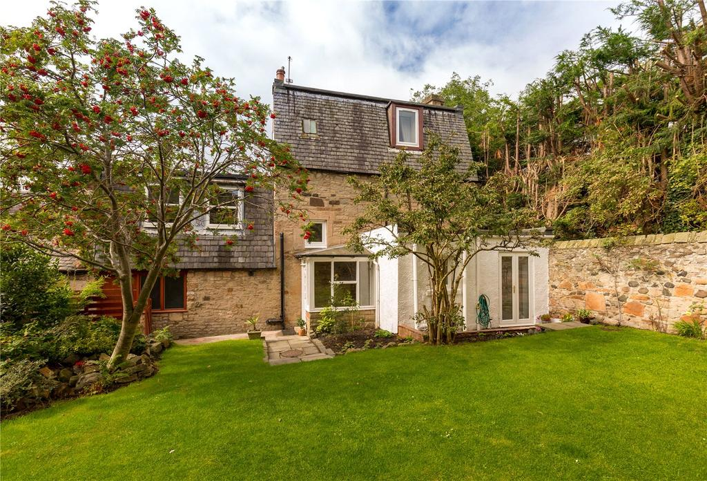 2 Bedrooms Semi Detached House for sale in Oak Villa, St John's Road, Edinburgh