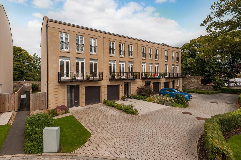 5 Bedrooms Terraced House for sale in Larkfield Gardens, Edinburgh