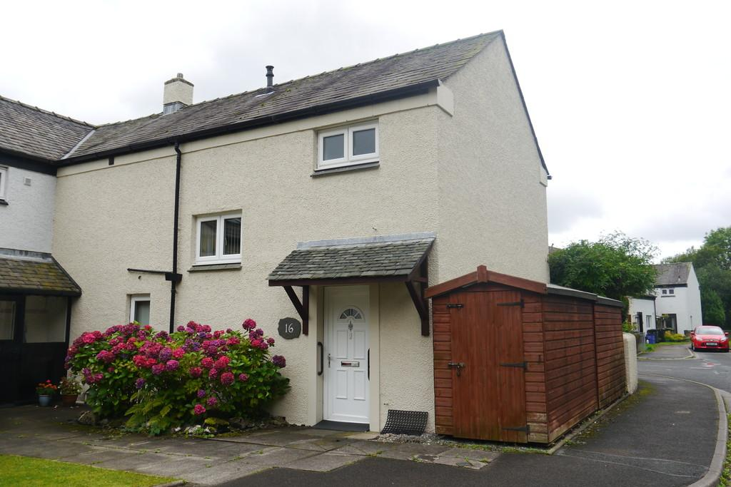 3 Bedrooms End Of Terrace House for sale in 16 Old Furness Road, Coniston, LA21 8HU