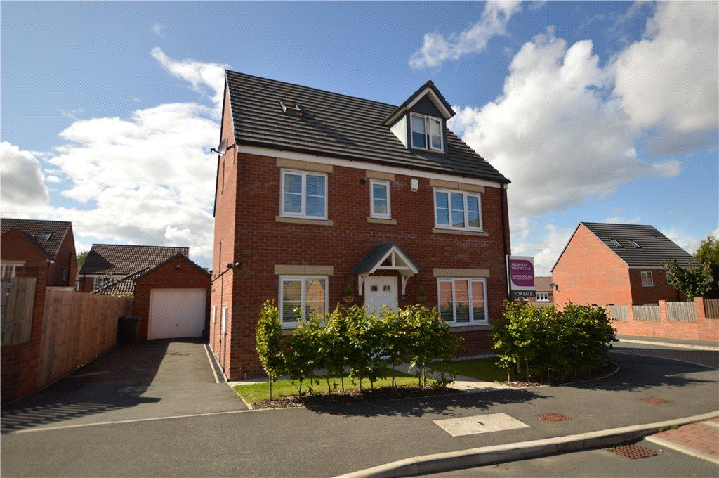 5 Bedrooms Detached House for sale in The Rowans, Robin Hood, Wakefield, West Yorkshire
