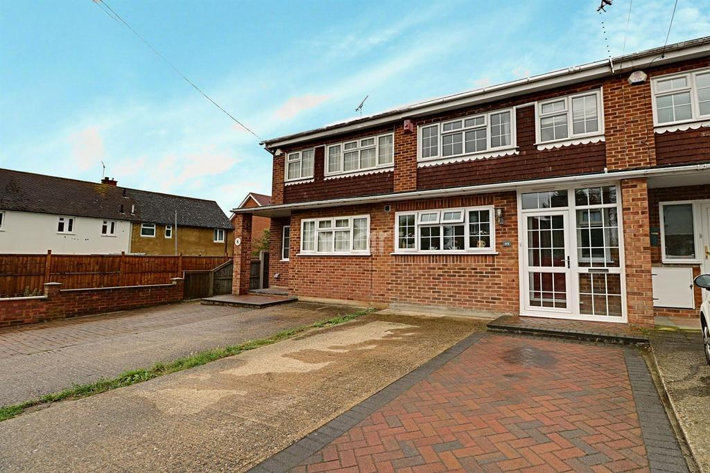 3 Bedrooms Terraced House for sale in Mill Road, Dartford, DA2