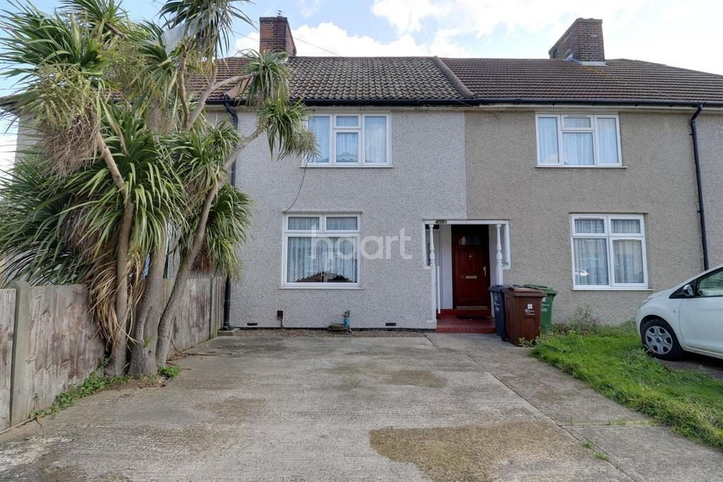 2 Bedrooms Terraced House for sale in Canonsleigh Road, Dagenham
