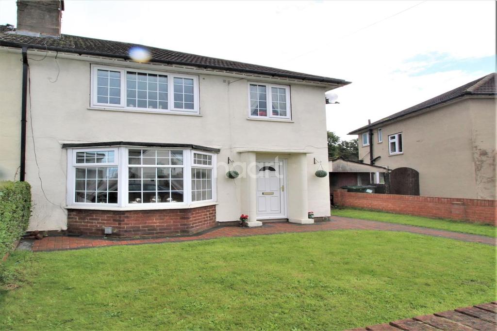 3 Bedrooms Semi Detached House for sale in Wilberforce Road, Clay Lane, Doncaster