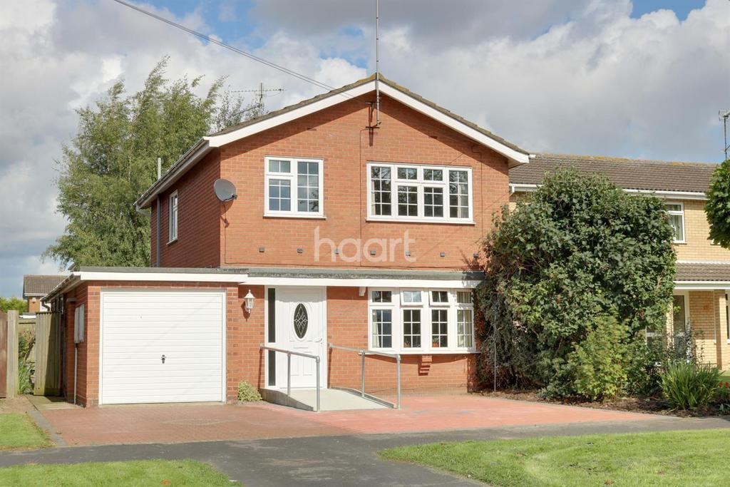 3 Bedrooms Detached House for sale in Rochford Walk, Wisbech