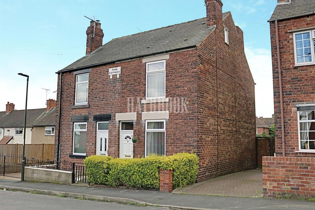3 Bedrooms Semi Detached House for sale in John Street, Eckington