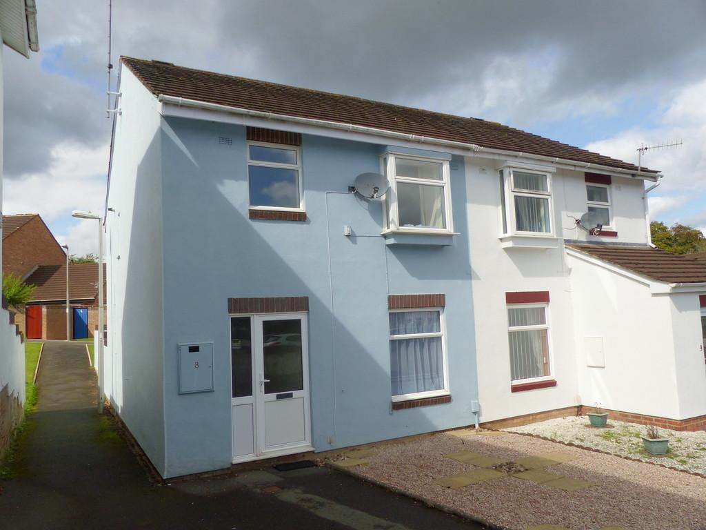 3 Bedrooms Semi Detached House for sale in Holbeam Close, Newton Abbot