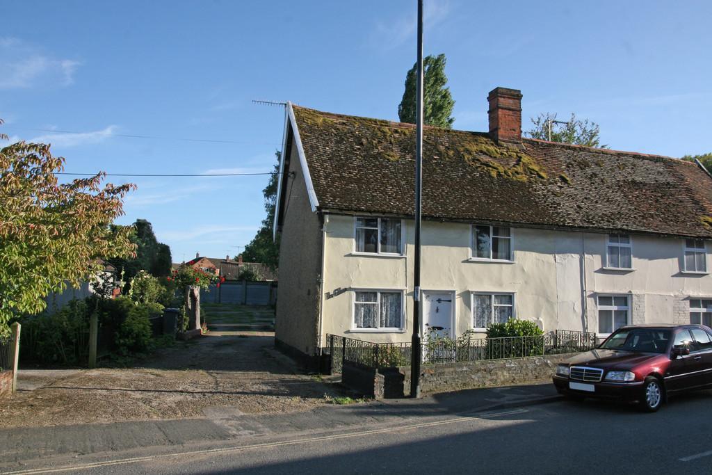 2 Bedrooms Cottage House for sale in Wickham Market, Nr Woodbridge