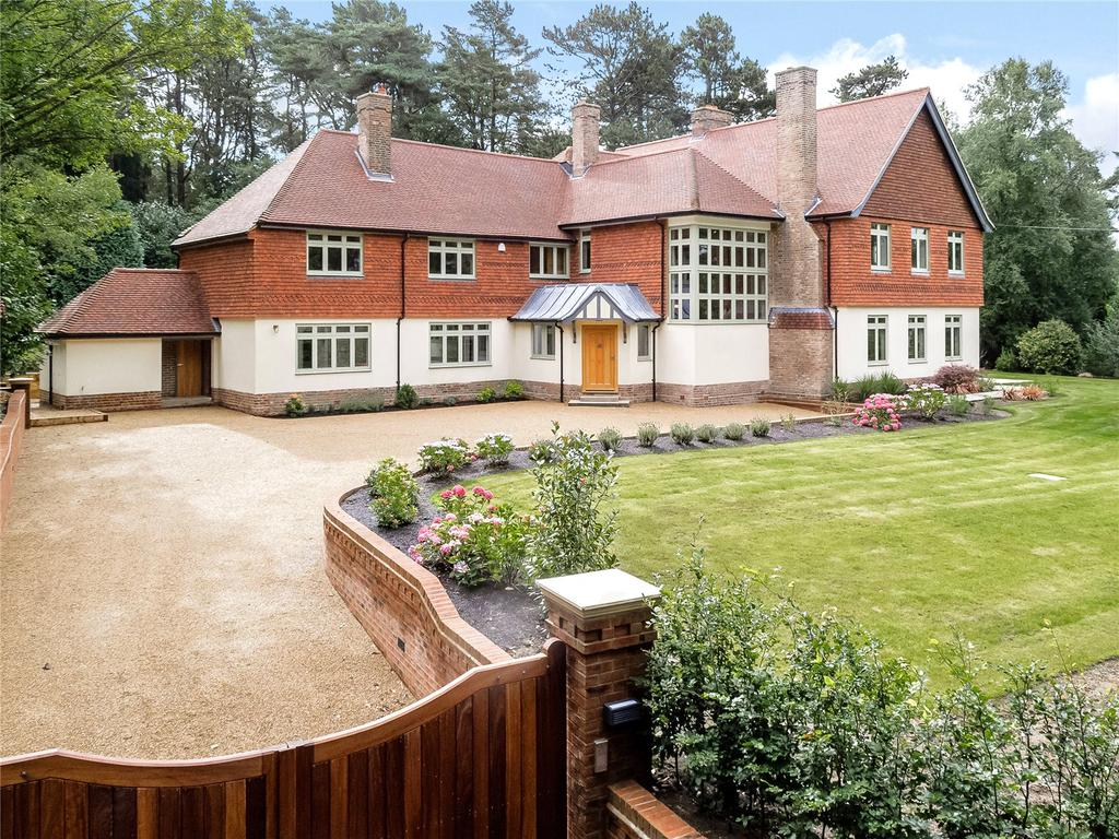 7 Bedrooms Detached House for sale in Hindhead Road, Hindhead, Surrey