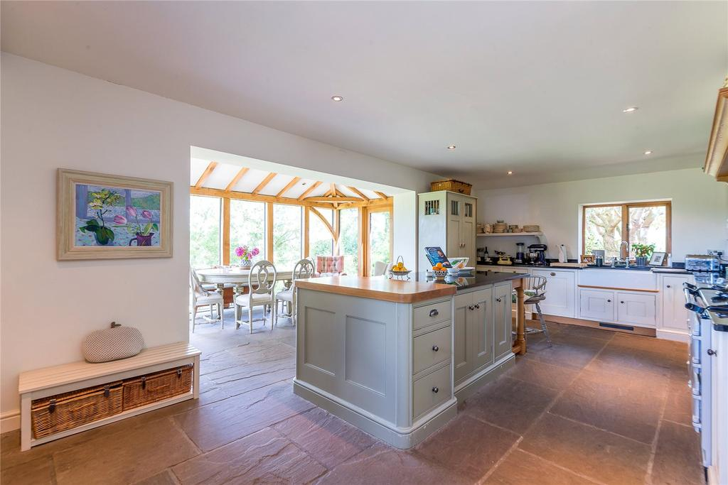 5 Bedrooms Detached House for sale in Ringbeck Road, Kirkby Malzeard, Ripon, North Yorkshire