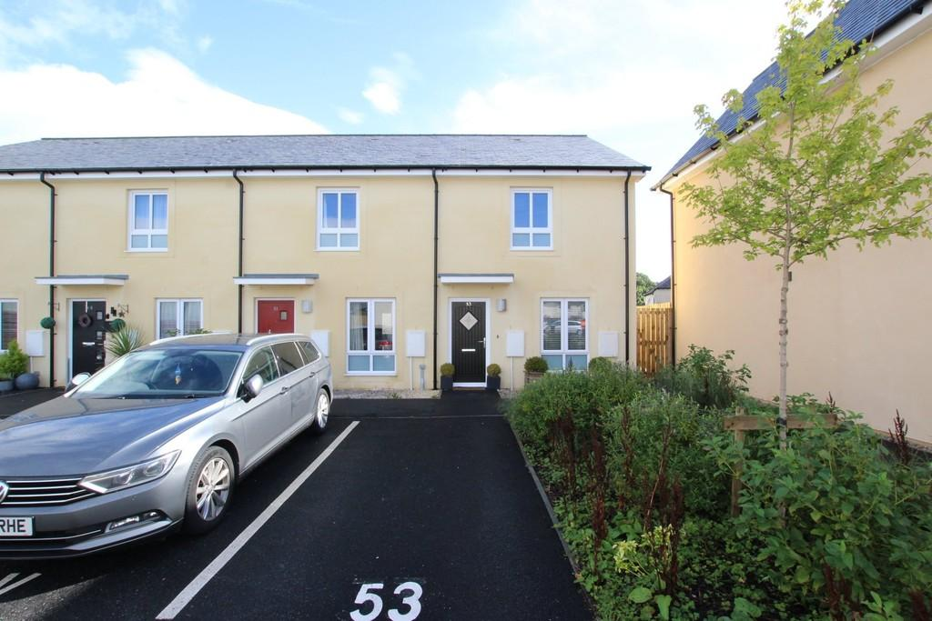 2 Bedrooms End Of Terrace House for sale in 53 Drovers Drive, Kendal LA9 6FG
