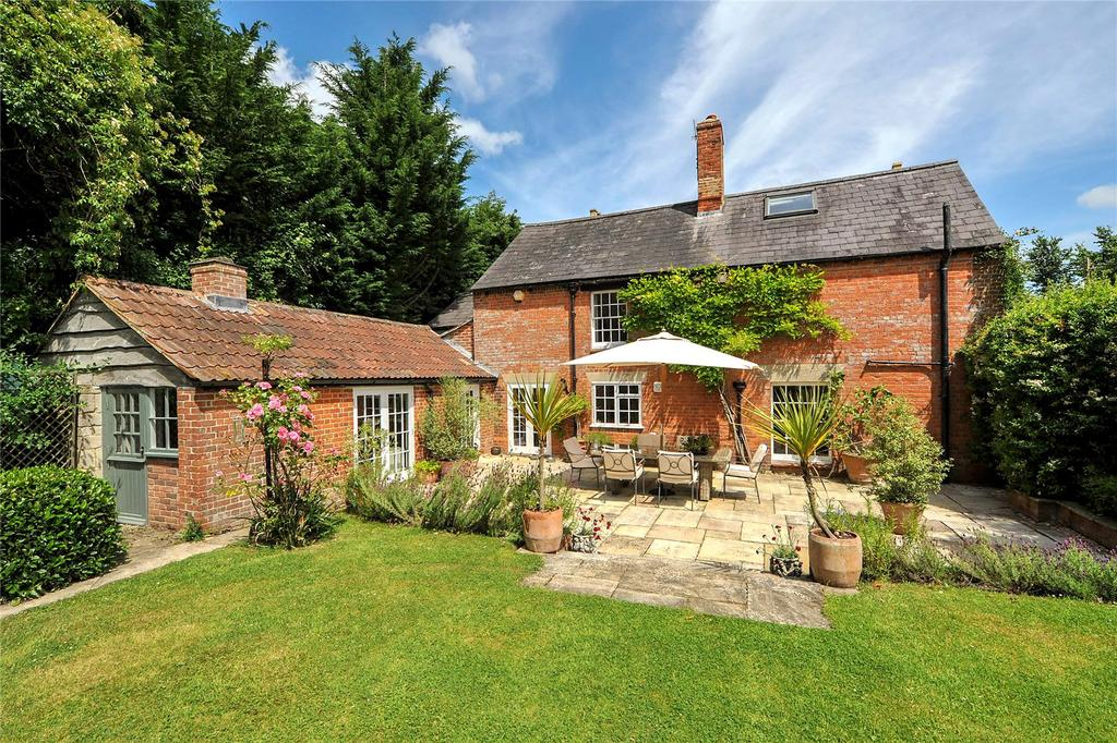 6 Bedrooms Detached House for sale in Poulshot Road, Poulshot, Devizes, Wiltshire, SN10