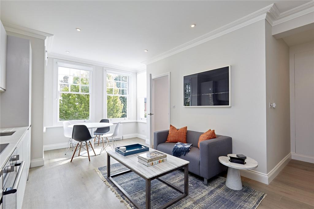 1 Bedroom Flat for sale in Grove Park Gardens, Chiswick, London, W4