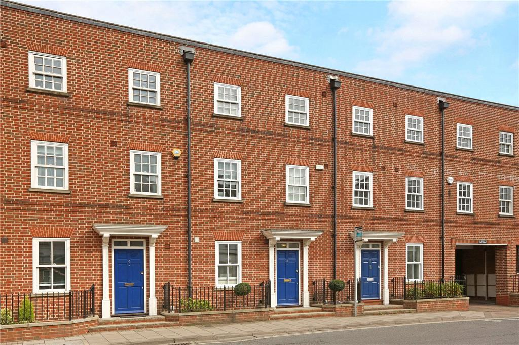 3 Bedrooms Terraced House for sale in Bell Street, Henley-on-Thames, Oxfordshire, RG9