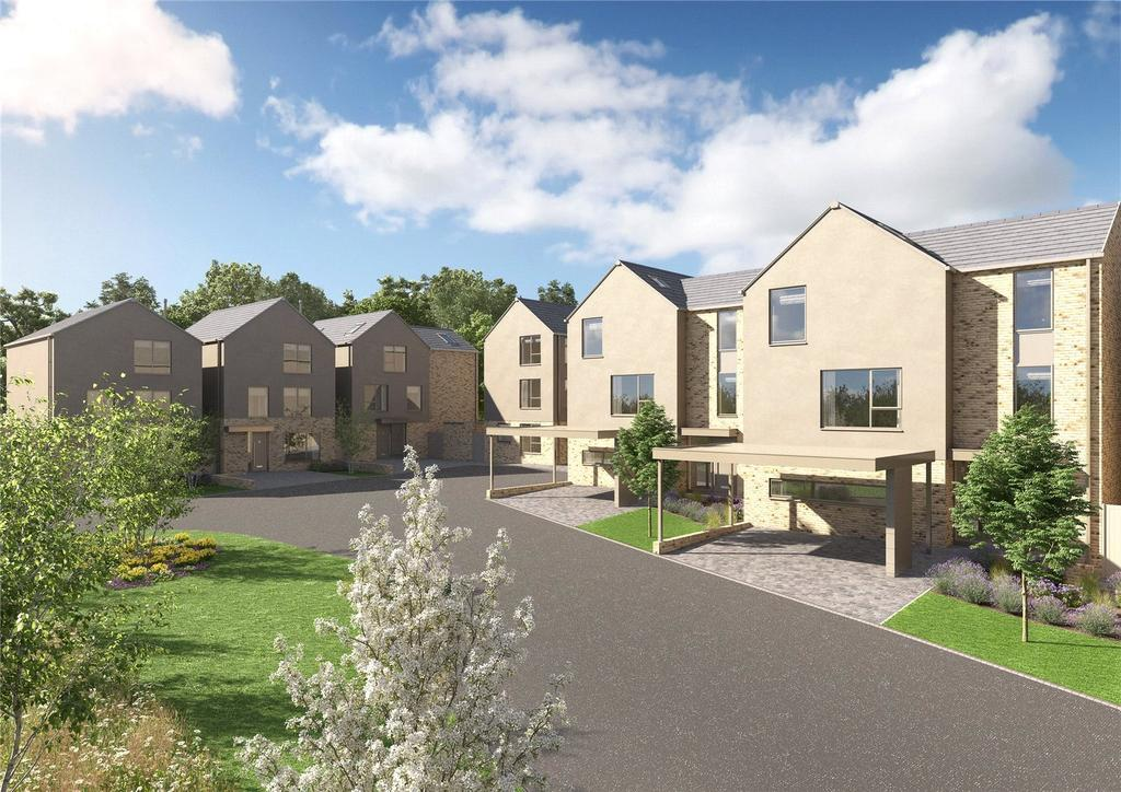 5 Bedrooms Detached House for sale in Leckhampton Rise, Leckhampton Road, Cheltenham, Gloucestershire, GL53