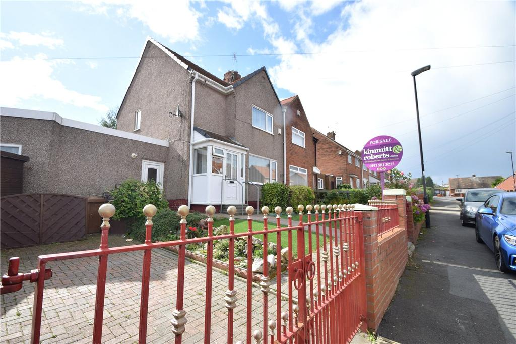 2 Bedrooms Semi Detached House for sale in Richmond, Ryhope, Sunderland, Tyne and Wear, SR2